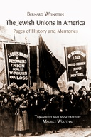 cover of jewish unions in america